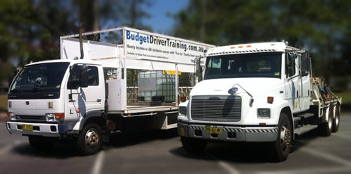 truck driving school gold coast